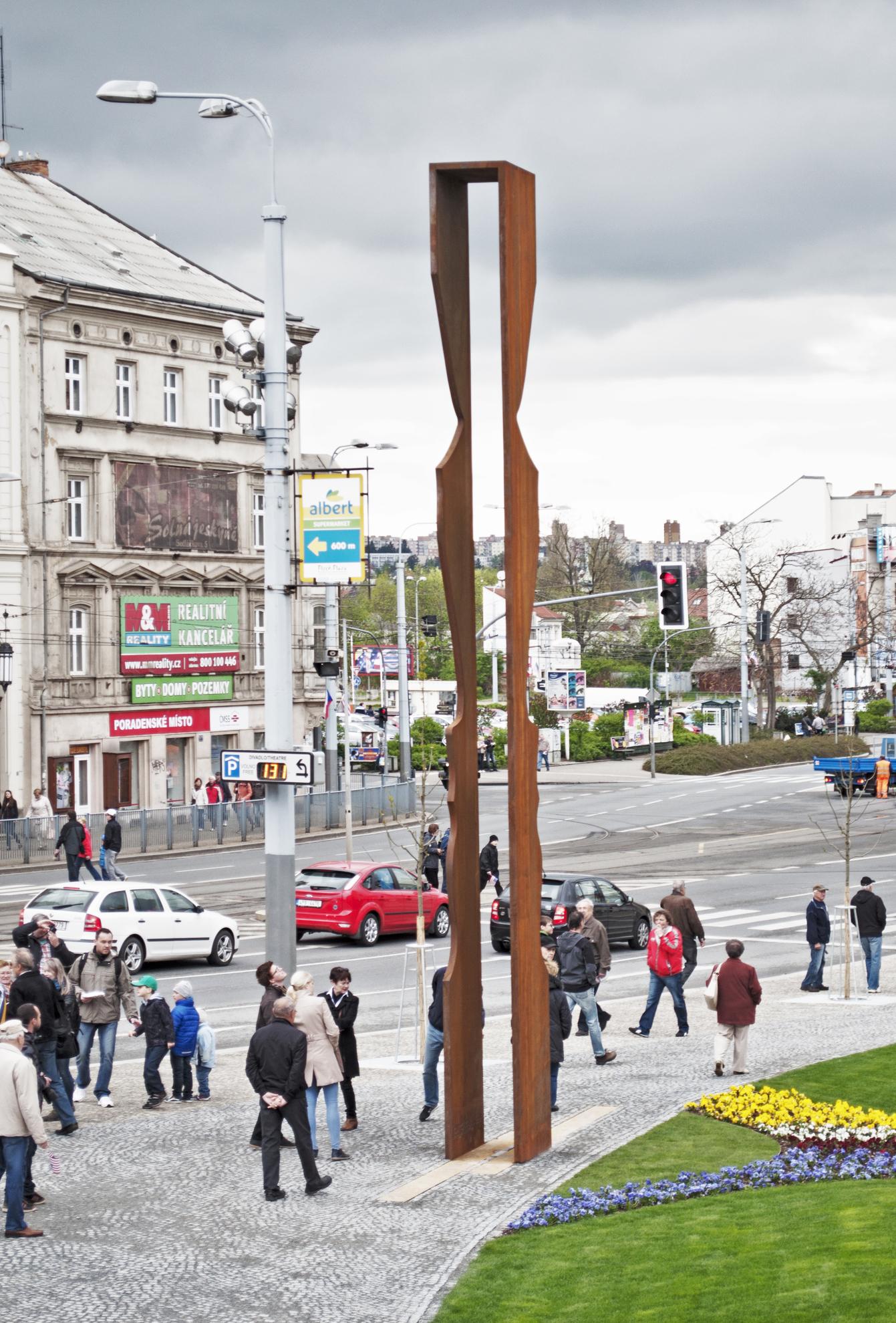 Круговорот памятников в Богемии