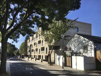 Middle Row Housing, Londýn, Velká Británie